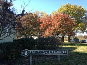 Fall View of UFL
