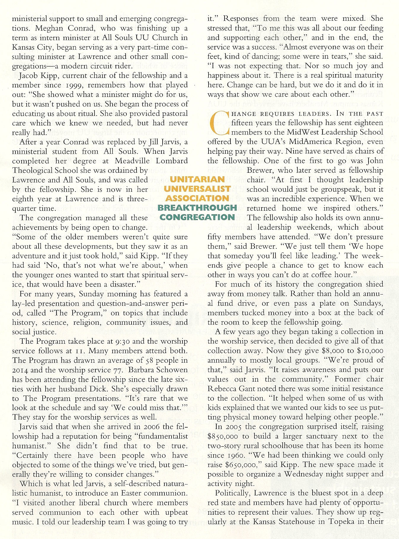 Breakthrough article 3
